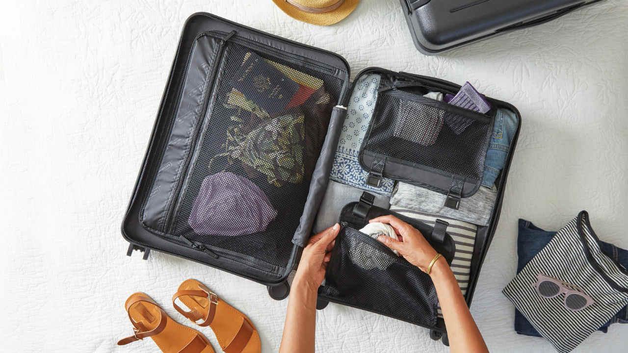 inpakken koffer